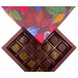 Coffret découverte 16 chocolats